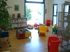 Médiathèque espace enfants