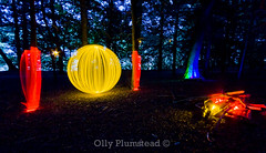 Orb by the Camp Fire {explored} photo by Olly Plumstead