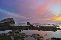 Pacific Sunset - Greyhound Beach, California photo by Darvin Atkeson