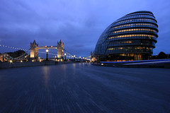 City Hall - London photo by russ david