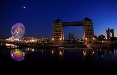 Yokohama at Night photo by ♥ Spice (^_^)