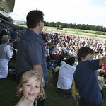 Quite liking the horse racing<br/>24 Jul 2011