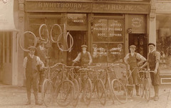 H Whitbourn South London maker c1919 photo by waverley610
