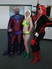 Awesome Costumes at Comic-Con photo by Lbc42