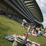 We're at Ascot today<br/>24 Jul 2011