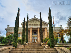 Historic Santa Cruz County Courthouse photo by Jim Purcell
