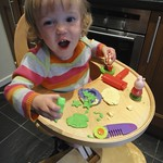 Playing with PlayDoh<br/>20 Jul 2011