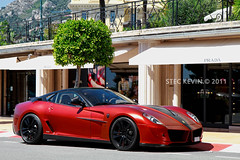 New red Mansory Stallone in Monaco photo by Kyter MC