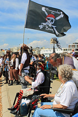 Hastings Pirate Day 2011 photo by Daves Portfolio