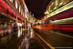 Walking Down Regent Street photo by TIA International Photography