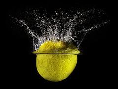 Et splash le citron !! photo by Christophe Bailleux Photography