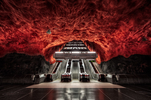 Belly Of The Beast - (Stockholm, Sweden) photo by blame_the_monkey