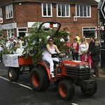Funny looking tractor<br/>09 Jul 2011