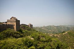 The Great Wall of China photo by SLO-D300