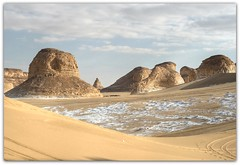 White Desert / Egypt photo by Habub3
