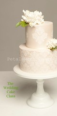 The Wedding Cake Class Project by Petalsweet Cakes photo by PetalsweetCakes