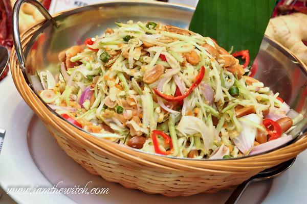 Kerabu Mangga Thai