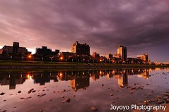 最後一道光線 photo by joyoyo