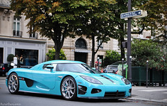 "Koenigsegg CCXR ""Special One"" [On Explore !] photo by BenjiAuto (Ratet B. Photographie)"
