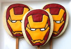 Ironman Cookies photo by Sugar Sanctuary (Beka)