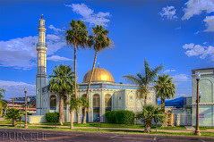 Islamic Community Center, Tempe Masjid photo by Jim Purcell