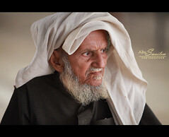 الشايب المزيون-Handsome Old Man photo by Abu Swailemابوسويلم