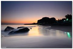 Cefalu' - A magic sunrise photo by ciccioetneo - www.sicilyinphoto.net