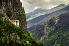 Sumela Monastery / TRABZON... photo by Ozcan MALKOCER