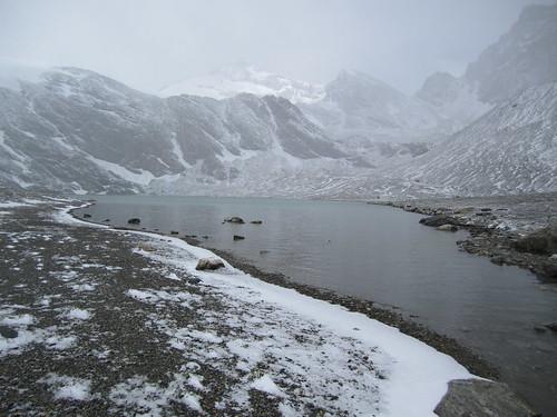 Lago di Goletta e Granta Parey