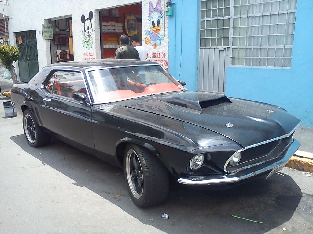 Ford Mustang 1969 De Venta En Mexico