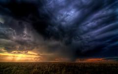 Storming Over Nebraska photo by Matt Granz Photography