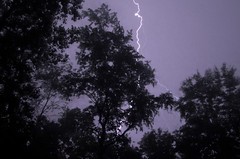Pre-Dawn Storm photo by Truebritgal