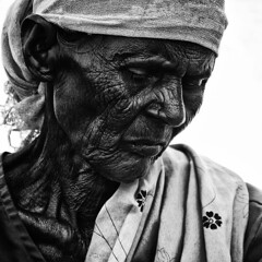 Portrait of Hardlife | Agriculture worker at the age of 80+ photo by ayashok photography
