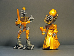 Royal Robots photo by Robiwan_Kenobi