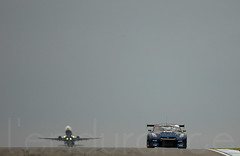 British GT Donington Park photo by Dan Bathie