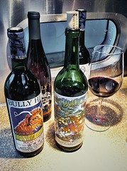 Purchases from Bully Hill Vineyards