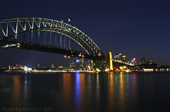 Sydney Brgidge & Opera House photo by RaYeD AlFaRaJ
