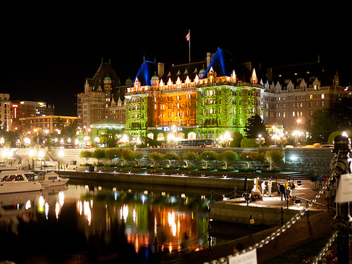 The Fairmont Empress, Victoria