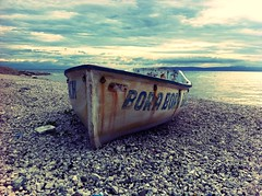 Abandonned Boat photo by Christina Schutt