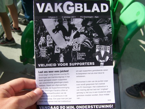 6204054574 8a6f6db743 FC Groningen   Ajax 1 0, 2 oktober 2011
