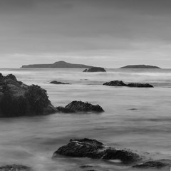 Rocks of Aberdaron photo by Anthony Owen-Jones