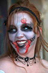 Zombie Carrington photo by wyojones