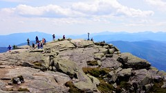 360-degree views atop Whiteface Mountain