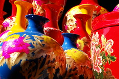 Ceramics photo by John Horstman (itchydogimages, SINOBUG)