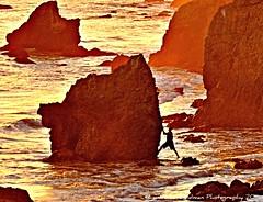 Male Model Climbing Rock photo by lhg_11, 1.5 million views. Thank you!