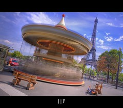 ✺ Crazy Carrousel ✺ photo by J P | Photography