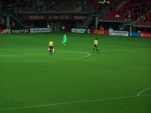 6175481680 a1fb76614e AZ   FC Groningen 4 2, 22 september 2011 (beker)