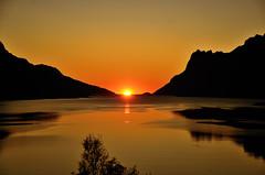 sunset in september   ( explore ) photo by John A.Hemmingsen