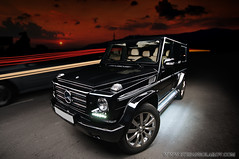 Custom Mercedes G-class photo by Stefan Solakov