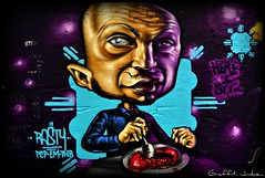 RASTY LEAKE STREET...2011... photo by Graffiti Junkie